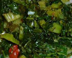 LLM Calling: Recipe for Rep - the vegetable dish of Zambia