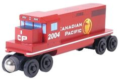 Canadian Pacific Diesel Engine