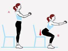 Les 8 meilleurs exercices pour maigrir et raffermir vos muscles | Selection