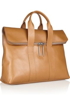 3.1 Phillip Lim|31 Hour leather tote