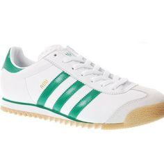 Adidas Rom Green
