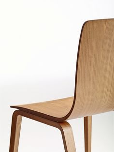 Chairs Aava — 4 wood legs - Aava Arper  4