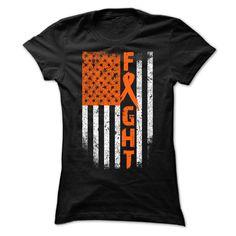 FIGHT LEUKEMIA T-Shirts, Hoodies. Get It Now ==► https://www.sunfrog.com/Faith/FIGHT-LEUKEMIA-Ladies.html?id=41382