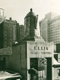 JOHN B. ELLIS COFFEE CO. 9 S. 16th Street 1945