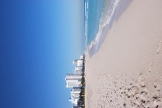 some of my favorite memories took place on this beach!  South Beach, Miami, FL