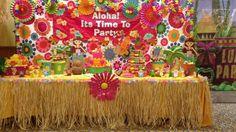 Aloha party   CatchMyParty.com