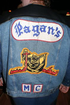 116 Best pagans images in 2019 | Motorcycle clubs, Biker