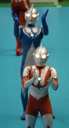 Ultraman 'reforça' time de vôlei do Japão - Fernando Moreira: O Globo