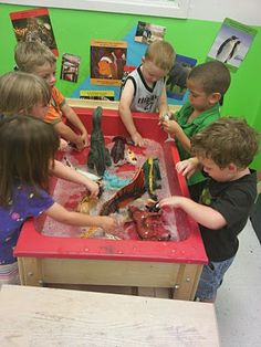 sensory table ideas