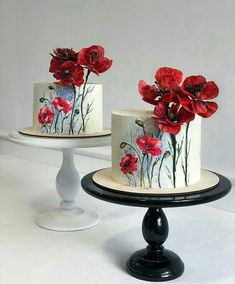 38 Romantic Buttercream Flower Wedding Cake – WeddCeremony.Com