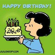 Happy Birthday Lucy with a cake - Baby Happy Birthday Charlie Brown, Peanuts Happy Birthday, Happy Birthday Lucy, Snoopy Birthday, Happy Birthday Greetings, Birthday Cards, Birthday Qoutes, Birthday Bash, Lucy Snoopy