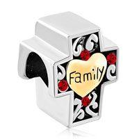 #cross #charmbracelets #charms #jewelry #pandoracharms