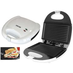 Get 44% OFF ON Deluxe Electric Grill sandwich Maker.