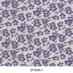 Hydro printing film flower pattern ZF3249-1