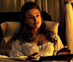 Elizabeth Swann in Pirates of the Caribbean