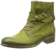Mjus 900247-6640-6252 Damen Combat Boots: Amazon.de: Schuhe & Handtaschen