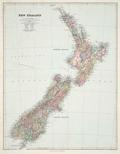 Check out New Zealand Vintage Map at New Zealand Fine Prints