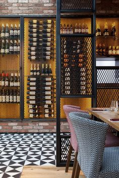 Middletons Steakhouse and Grill   Restaurant Interior Design   Design LSM