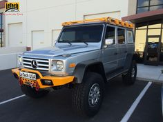 LeTech USA Introduces New Mercedes G-Class Portal Axle System at SEMA Show 2014 | SEMA Show