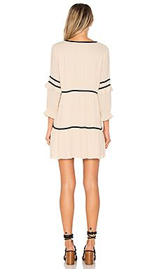 30150063e595 Shop for ale by alessandra x REVOLVE Dahlia Dress in Macadamia at REVOLVE.  Free day shipping and returns