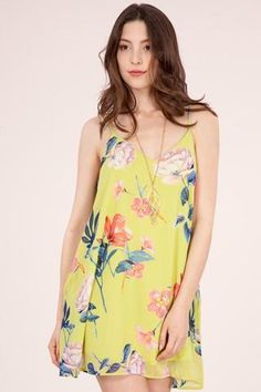 Falling in Love with Spring Dress **Fast Free Shipping!**