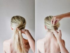 How to Make Messy French Twist Updo Hairstyle | www.FabArtDIY.com LIKE Us on Facebook ==> https://www.facebook.com/FabArtDIY