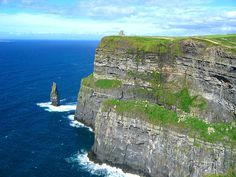 Cliffs of Moher - Ireland photos on our blog!
