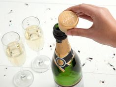 Wine Bottle Stoppers by Capabunga