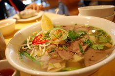 """Phnom Penh Restaurants in Vancouver: """"You may become seriously addicted. The deep fried chicken wings are a masterpiece. The light and crispy . Fried Chicken Wings, Cambodia Travel, Phnom Penh, Noodle Soup, Culinary Arts, Thai Red Curry, Vancouver, Cooking, Ethnic Recipes"""
