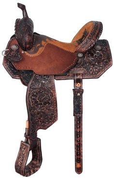 Wow .. Another awesome saddle. I like the tooling that in on the seat, aswell as the rest of the saddle!