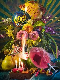 Extreme Still Life, David Lachapelle