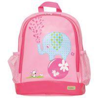 Bobble Art Elephant Small PVC Backpack www.mamadoo.com.au #mamadoo #bags #kidsbackpacks