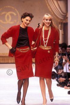 Ines_de_la_Fressange_Chanel Couture F-W 1986-87-Photo Guy Marineau_001
