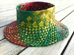 Harakeke (flax) - Sun Hat hand made