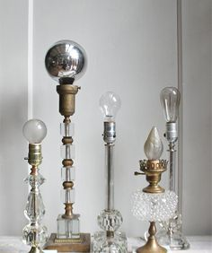 Vintage Hollywood Regency Lamps ill take two of each please