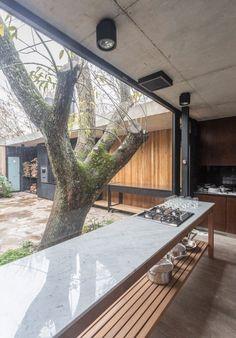 San Carlos House - kitchen