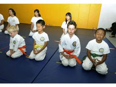 A martial-arts program based on occupational therapy was created for students with autism and sensory processing disorders.