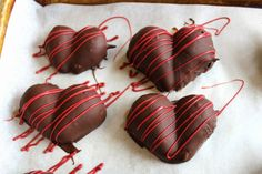 Scrumptilicious 4 You Chocolate dipped strawberries!