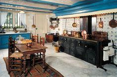 Museum/Huis van Loon Amsterdam, keuken