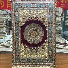 Camel Carpet Silk Oriental Rug Small 2.7'x4' Camel Carpet http://www.amazon.com/dp/B01EWNZX3E/ref=cm_sw_r_pi_dp_f7ukxb0D2PBWJ