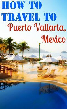 How to travel to Puerto Vallarta