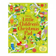 """Little children's Christmas pad"" at Usborne Children's Books Christmas Books For Kids, Christmas Puzzle, Christmas Doodles, Childrens Christmas, Christmas Activities, Book Activities, Christmas Themes, Christmas Fun, Activity Books"