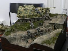 Dioramas Militares (la guerra a escala). - Página 18 - ForoCoches