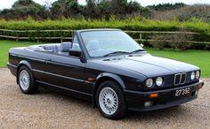 BMW E30 320i Cabriolet