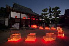 Japan-based photographer and expert light painter, Trevor Williams makes three-dimensional light sculptures... (http://fiz-iks.com)