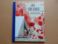 Louise Bourgeois im Bilderbuch — KindAmTellerrand Louise Bourgeois, Illustrator, Books, Art, Libros, Childhood, Elementary Schools, To Draw, Pictures