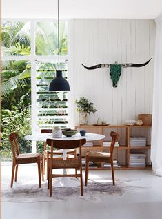Still feasting ... more of Jo's favourite dining rooms 2014 - desire to inspire - desiretoinspire.net