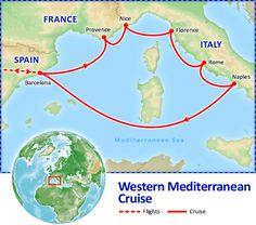 Mediterranean Cruise on RCCL