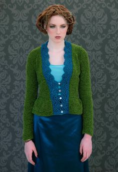Louisa Harding....love the colours