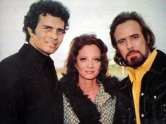 Tarcísio Meira, Glória Menezes e Francisco Cuoco